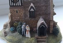 Lilliput Lane and other miniature buildings
