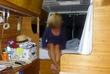 VW Camper Conversion / Convert a industrial vagon to a camper home