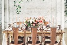 Whitehall Farms Styled Shoot Inspiration / Rustic backdrop but with modern elements to keep with current trends. Laid-Back/homey feel with details that bring a romantic and refined aesthetic to the shoot.