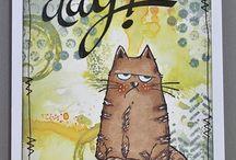 Katzenkarten