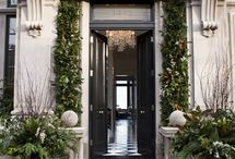 Making an Entrance / Entry Foyers and Front Entrances that Inspire