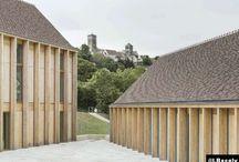 Soudobá architektura v historickém prostředí