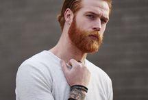 ten jedyny ładny rudy z brodą