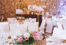 deko Tisch Hochzeit