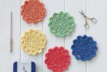 Crochet Accessories / Crochet accessories