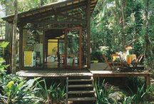 Wood Cabins - Chalés