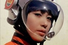 Space helmets