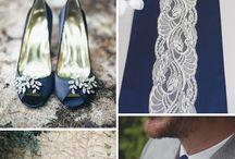 Bröllopstemafärger