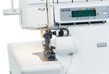 Serger info / by Gail Herrington
