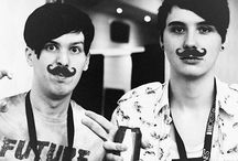 Youtubers! (mostly Dan & Phil)