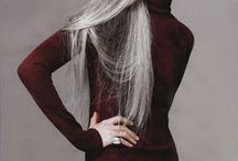 Fabulous Grey Hair