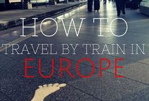Backpacking Europe / Travel tips, ideas, and tricks.