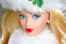 Barbie...Since 1959...Holidays / Holiday Parties: Gowns that Sparkle In the New Year to Costume Bewitching Hours. Lots of Costume Choices for each and every Celebration and Get Togethers.