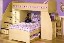 Twin Girls Bedroom