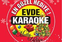 Yılbaşında Karaoke Yapalım / KaraokeBOX'la Eğlenceyi Evinize Taşıyın- ŞOK Tanıtım Fiyatıyla