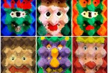 Craft Ideas for Kids / Crafts for children.