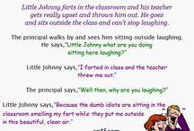 - Little Johnny -