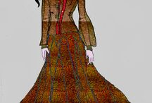Love Nadyne Dresses / The clothes of St. Valentine with the eyes of Nadyne