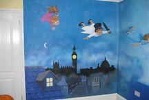 School PTA 2 / Muurschildering inspiratie