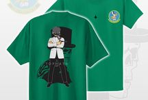 Aviator Gear Squadron T-Shirts