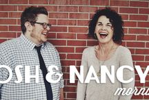 LifeSongs Morning Show w/ Josh and Nancy / New Orleans based Christian Contemporary Radio Station Morning Show.