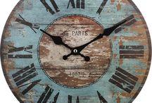 palet clocks