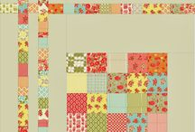 Medallion quilts and borders / Medallion quilts and borders