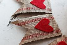 Rustic Valentine's Day / How to make your Valentine's Day even more beautiful with a rustic spin...