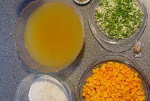 Retete bio-risotto cu dovleac