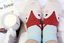 flatlay socks