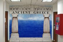 Ancient Greece classroom theme