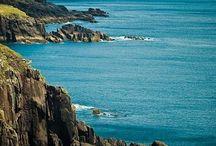 Krajobraz - Brzeg morza