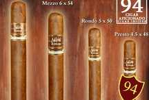 Aging Room M356 / The No 16 Cigar of the Year in 2011.  ALL Dominican tobaccos - wrapper, filler & binder.