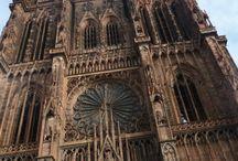 Càthedrale Strasbourg / Capolavoro di Erwin Von Steinbach