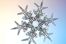 Hópehely, és vízkristály