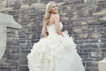 Wedding Dresses / Something for everyone, from classic to sexy.