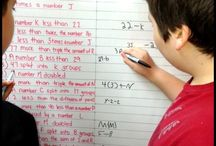 Math Ideas / by Alli Barlik