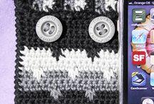 Crochet Fundas (Cover)
