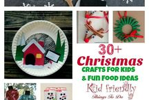 Christmas ideas for kids/ çocuklar için Noel fikirleri