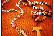 The Rosary and the Saints