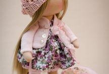 Lalki, lale, Tilda, dolls