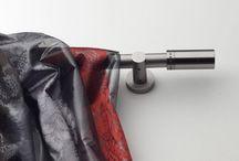 Collezione Fashion / Bastoni per tende e accessori Curtains systems and accessories