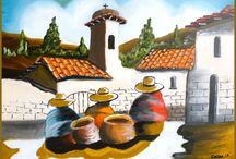 pinturas bolivianos