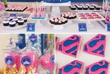 SuperGirl Birthday
