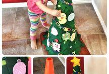 Christmas / christmas ornaments and DIY
