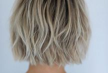 Hair / Good blondes and bobs