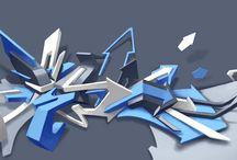 graffiti (3d)