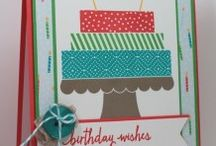 2015-2016 Catalog / cards, memory keeping, bags, boxes, paper crafting ideas