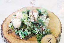 Wedding trends - Woodland