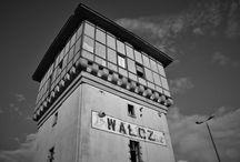 Wałcz B&W / BLACK & WHITE Photography Zdjęcia Wałcza.